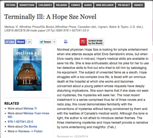 Publishers Weekly Terminally Ill Screen Shot 2014-03-20 at 10.42.35 AM